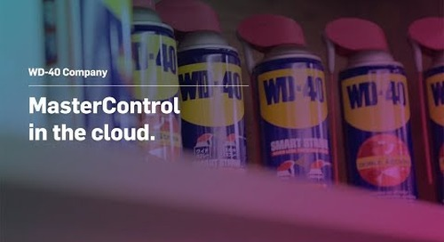 How WD-40 Company Uses MasterControl's Cloud-Based Software