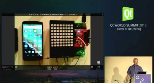 QtWS15-Creating IoT applications with Bluetooth Low Energy and Qt, Martin Woolley