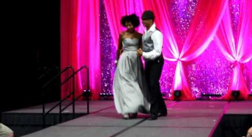 Models Dancing with BJ Goliday