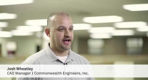 Commonwealth Engineers, CAD Management Q&A