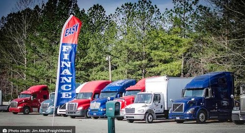 Carriers standing strong, continuing to expand fleets