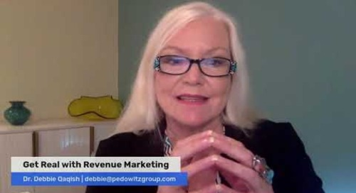 The Secret to Revenue Marketing: Strategic Marketing Operations
