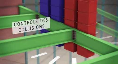 Tekla Structures - Logiciel de modélisation 3D BIM pour la construction métallique