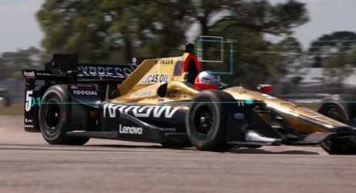 Lenovo  Powers Schmidt Peterson Motorsports