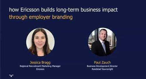 building long-term business impact through employer branding | talent navigator series