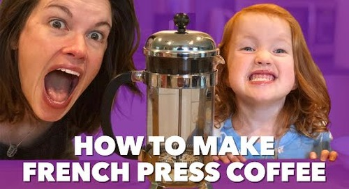 How We Deal at Home: DIY French Press Coffee