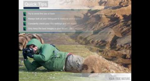Webinar - Outdoor Photography in Chile
