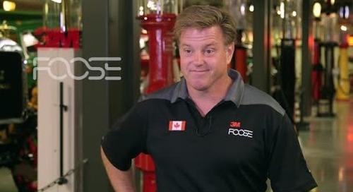 Pourquoi Chip Foose choisit-il les produits 3M?