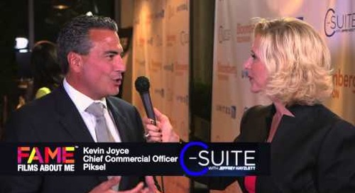 From the C-Suite Red Carpet: Kevin Joyce