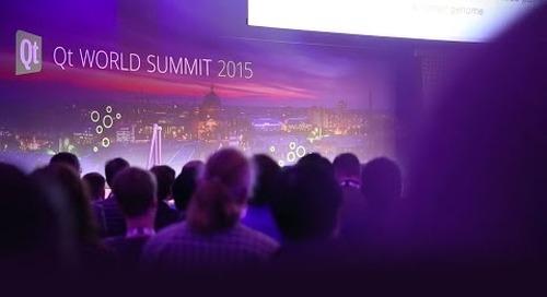 Qt World Summit 2015 Recap