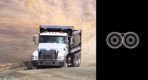Mack mDRIVE HD