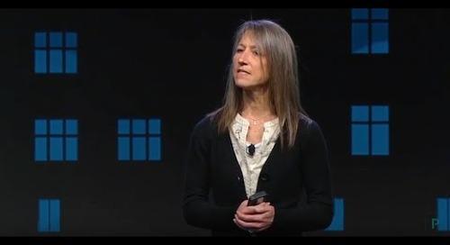 Diversity & Debugging the Gender Gap — Cornelia Davis