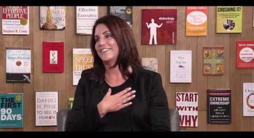 Stephen R. Covey Impact in Jennifer Colosimo's Life | Jennifer Colosimo clip