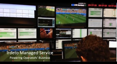 Irdeto Managed Service