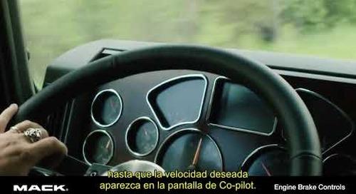 Engine Brake Controls Legacy - (Spanish)