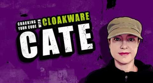 Ep. 3: Dynamic Code Analysis – Cloakware® Cate