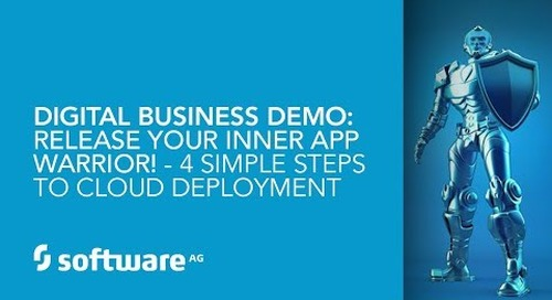 Demo: Release Your Inner App Warrior! 4 Simple Steps to Cloud Deployment
