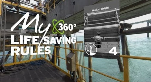 Work at Height [Desktop] – Intro to My Life Saving Rules in 360