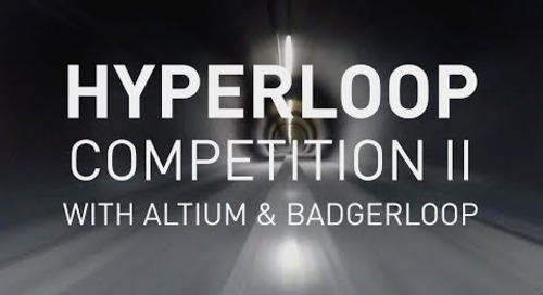 The SpaceX Hyperloop Pod Competition: Growing the Next Generation of Electronics Designers