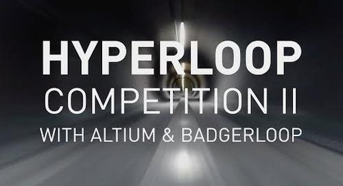Le concours SpaceX Hyperloop Pod (la compétition de capsule Hyperloop de SpaceX) : Former la prochaine génération de concepteurs en électron