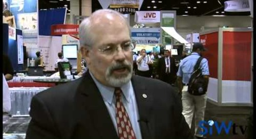 Mac McMillan talks healthcare security at ASIS 2011
