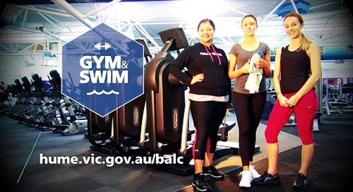 Gym & Swim October Sale: Broadmeadows Aquatic and Leisure Centre