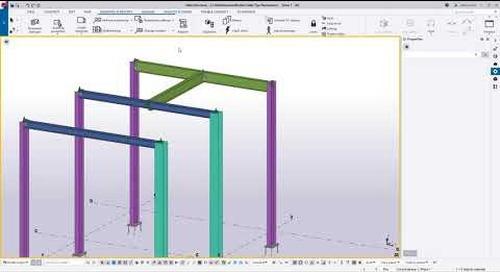 Tekla Structures - Numeración y Actualización de Marcas
