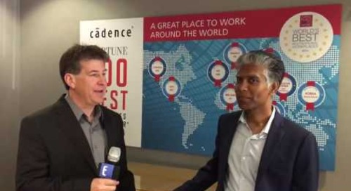 IoT Roadshow, San Jose – Cadence: Your engineers are located where?