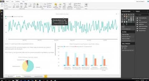 Advanced Analytics with PowerBI and Qubole Presto