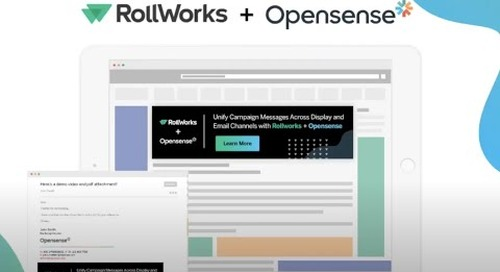RollWorks and Opensense Integration