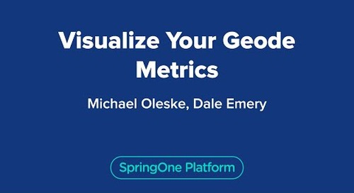 Visualize Your Geode Metrics