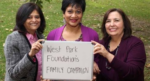 West Park Foundation Family Campaign 2015