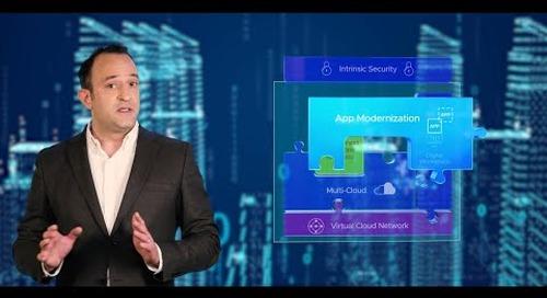 Proposez de nouvelles expériences grâce à la modernisation des applications I VMware Tanzu