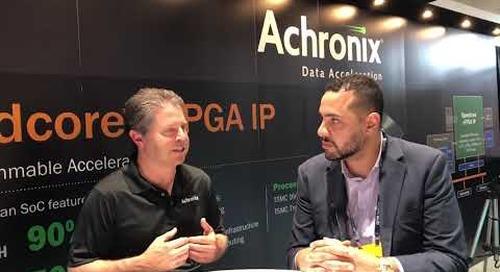 Achronix eFPGA Technology Offers AI Flexibility, Today and Tomorrow