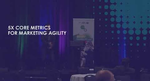 Aprimo Sync! Nashville 2019: Building Marketing Agility