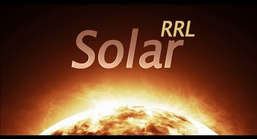 Introducing Solar RRL