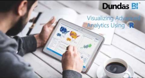 Visualizing R Advanced Analytics Results In Dundas BI