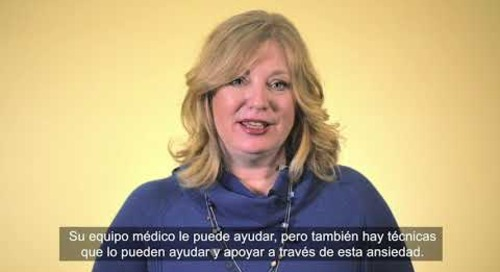 Beyond Cancer Treatment - Anxiety and Depression (Spanish subtitles)