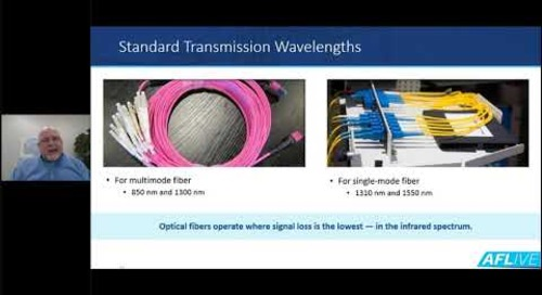Webinar - From Theory to Troubleshooting: Fiber 101