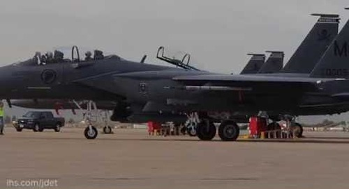 F-35 takes aim at Singapore's next-gen combat aircraft requirement