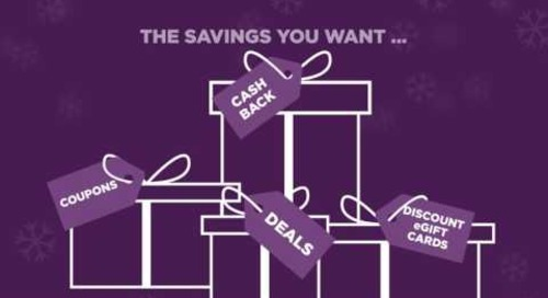 Holiday Deals? Done!