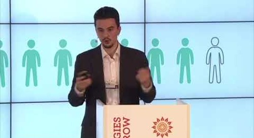 Husayn Kassai - Onfido CEO - Technologies for Tomorrow - Davos 2018
