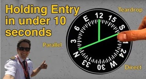 Determine HOLDING ENTRIES in under 10 SECONDS PART 2 explained by CAPTAIN JOE