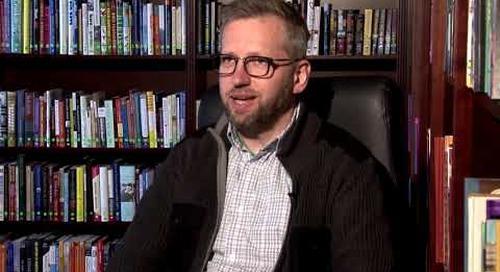 Behind The Book - Geoff Herbach