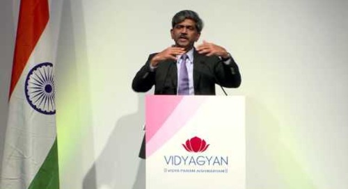 Mr. D. Shivakumar's address at VidyaGyan Graduation Day | August 4, 2016