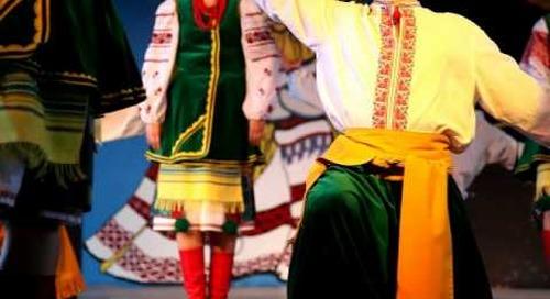 Ukrainian Dancing - Dauphin, Manitoba