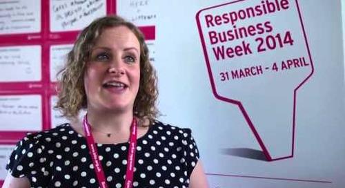 Claire Sullivan, Programme Manager Corporate Responsibility, Deloitte
