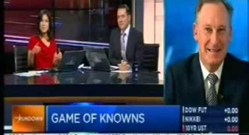 CNBC Asia, The Rundown - Roger Harvey from Irdeto