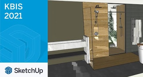 [KBIS Presentation] Drawing You Dream Bathroom