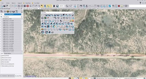 Trimble Business Center Power Hour - Using Machine Data to Create a Subsurface As-Built